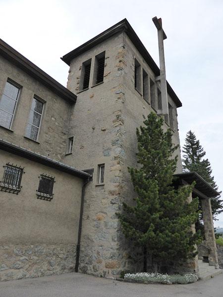 Kirche Arosa