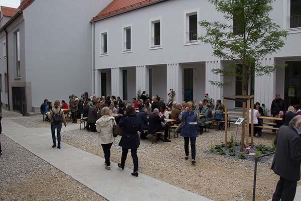 Hoffest 2015: Rosenblick