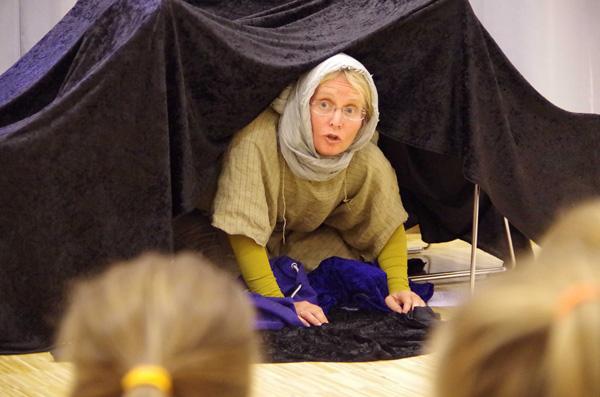 Theaterstück Elia findet Gott
