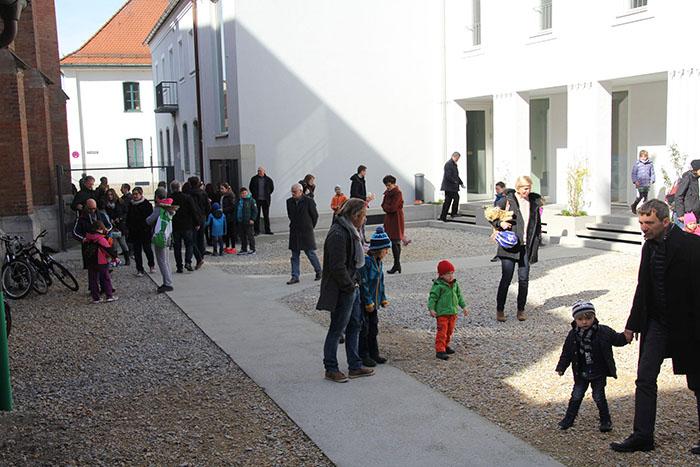 Ostereiersuche am Ostermontag 2016