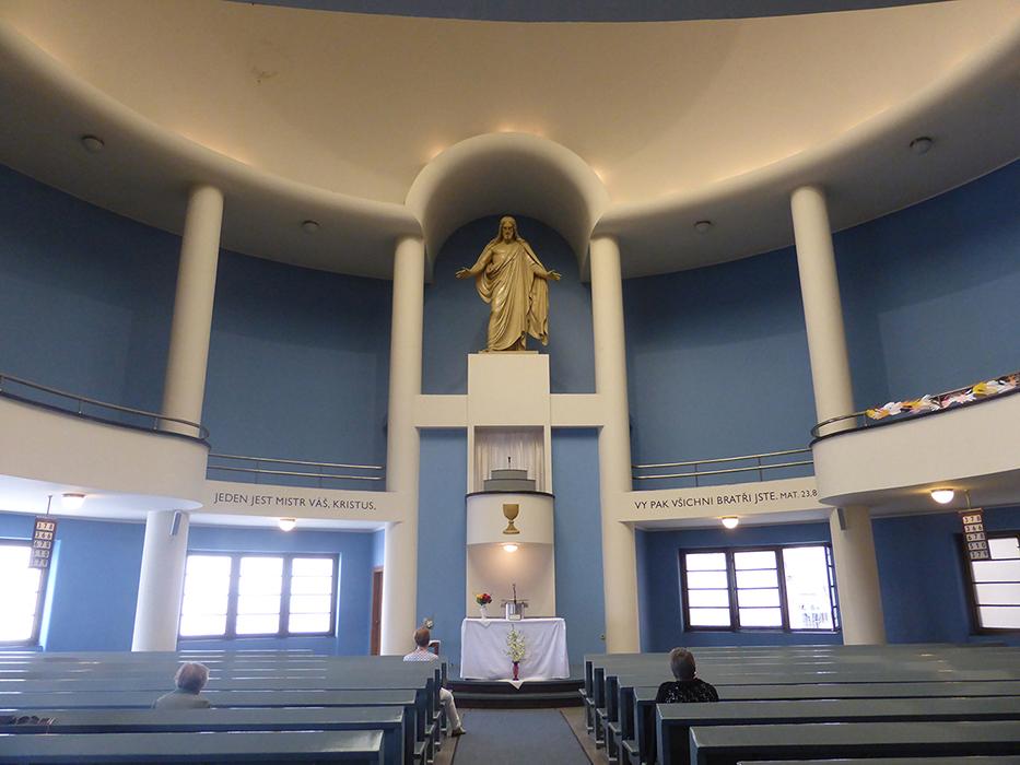Kirche der Böhmischen Brüder