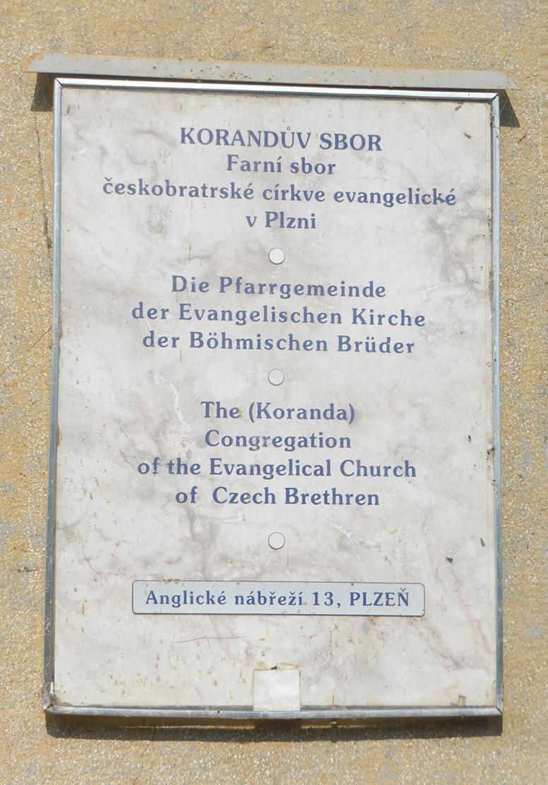 Kirchenschild