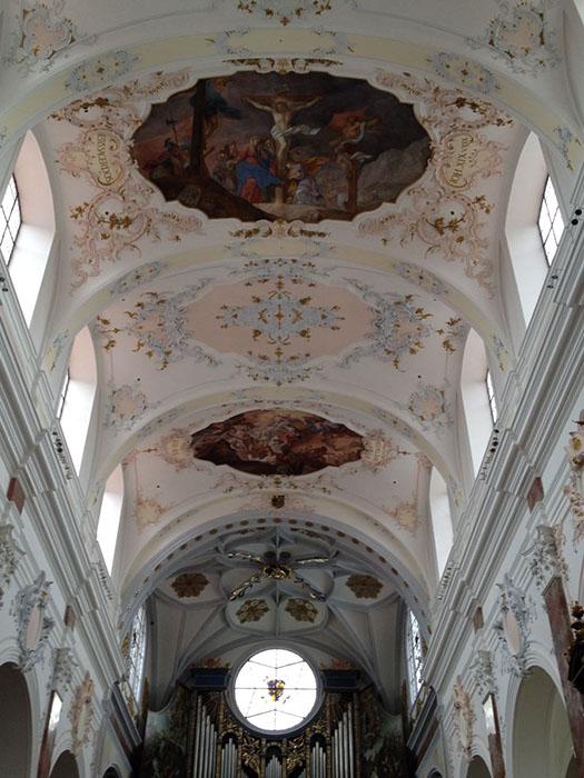 Decke St. Anna