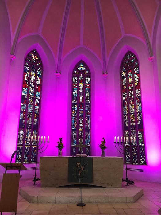 Matthäuskirche 11.11.18 Jazzgottesdienst