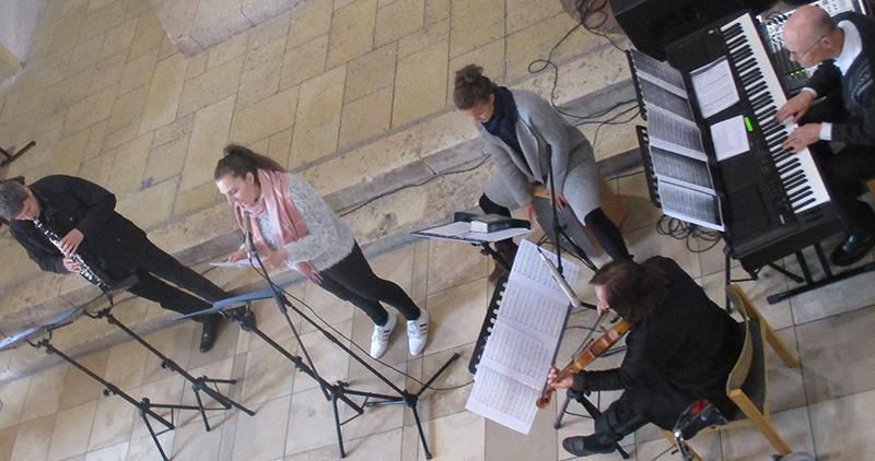 Die Matthäus-Band