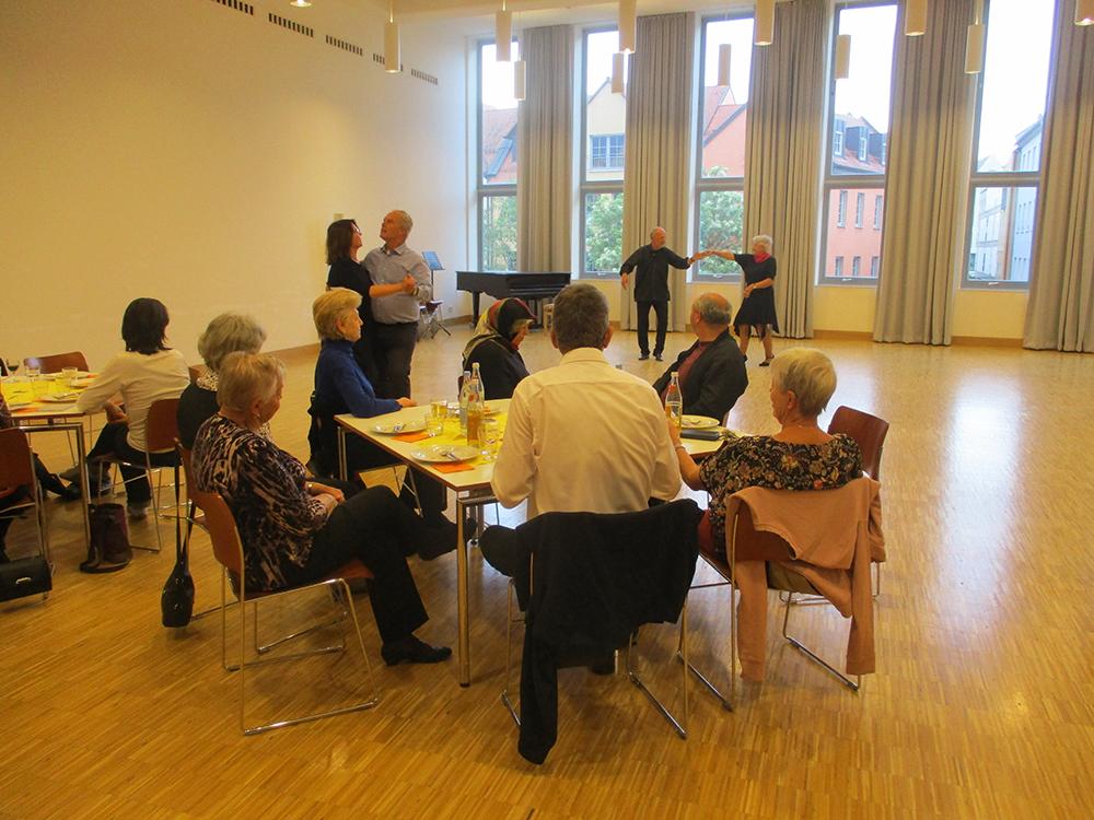 Freier Tanz im Martin-Luther-Saal