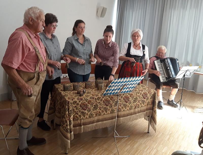 Manchinger Alpenglockenverein