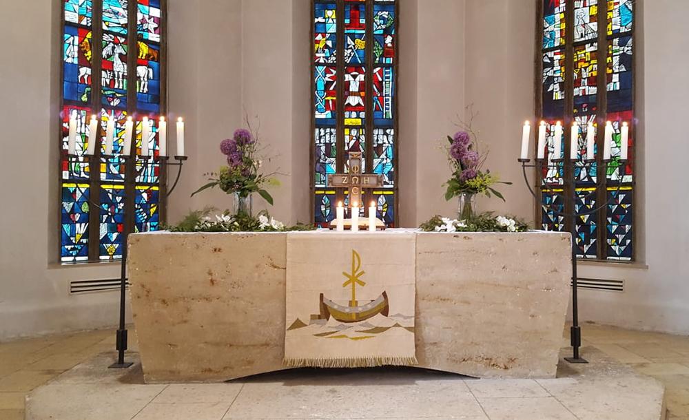 Trinitatis, Kirche